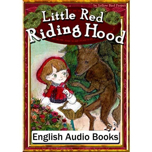 『Little Red Riding Hood(赤ずきんちゃん・英語版)』のカバーアート