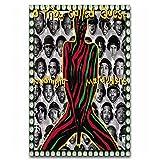 IUYBHRYI A Tribe Called Quest Midnight Poster und Drucke