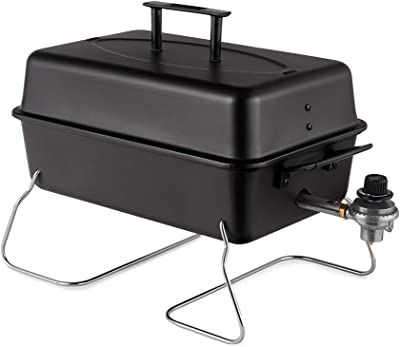 Char-Broil Table Top 11,000 BTU 190 Sq. Inch Portable Gas Grill | 465133010