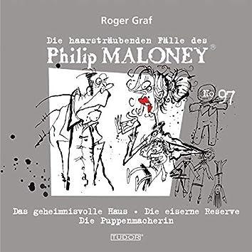 Die haarsträubenden Fälle des Philip Maloney, Vol. 97