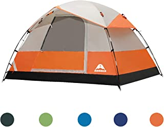 Camping Tent 2/4 Person - Family Dome Waterproof Backpack...