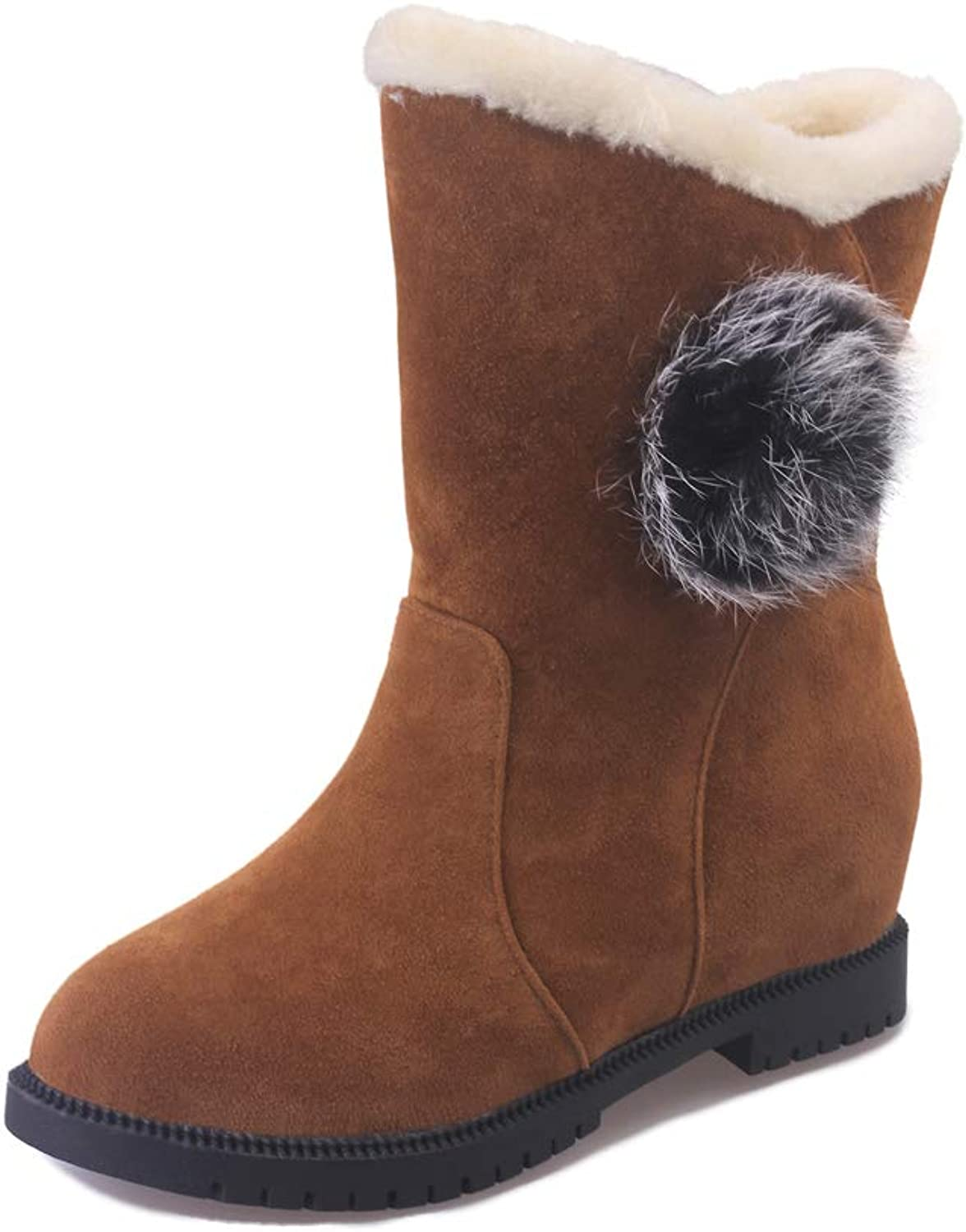 Quality.A Women's Boots, Warm Snow Boots, Martin Boots, Fashion Boots