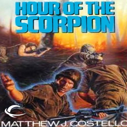 Hour of the Scorpion audiobook cover art