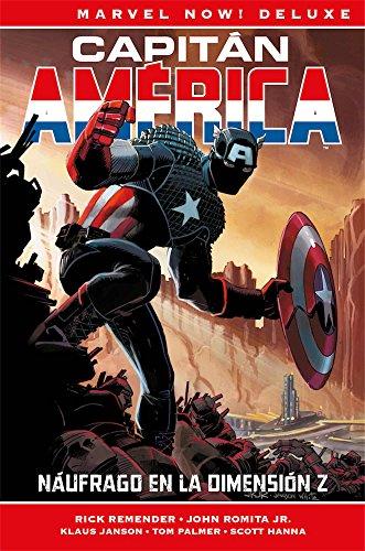 Capitán América 1. Náufrago en dimensión Z