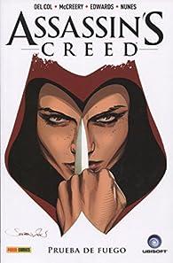 Assassin'S Creed 1. Prueba de fuego par HÉCTOR LORDA