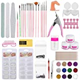Kit Manucure Ongles Nail Art Tip...