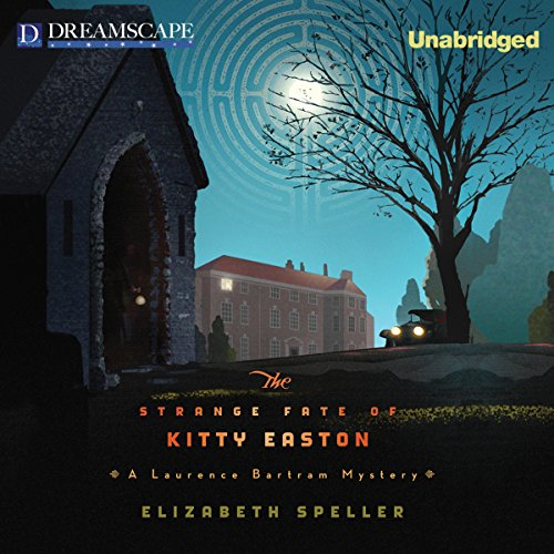 The Strange Fate of Kitty Easton audiobook cover art