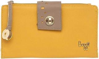 Baggit Lw Toils Y G Women's Wallet (Yellow)