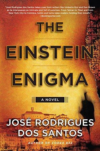 The Einstein Enigma: A Novel