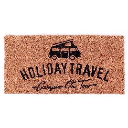 Felpudo, 50 x 25 cm, Holiday Travel