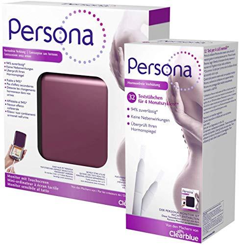 Sparset Persona Monitor + 32 Teststäbchen