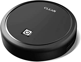 Sweeping Robot, w/Strong Suction and Mop Smart Navigating Robotic Vacuum, Rechargeable Cleaning Machine, Suitable for Indoor