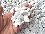 Xabian 1 kg Dekosteine weiß 7-15 mm - 3