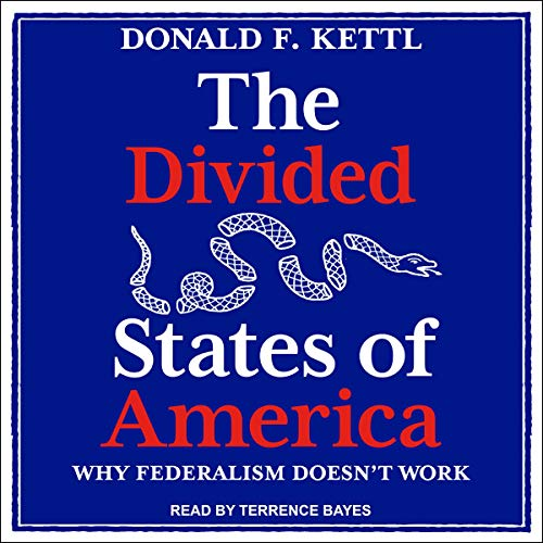 The Divided States of America cover art