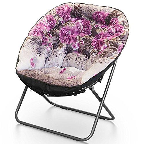 Chaises pliantes Xiaolin Paresseux canapé Chambre Salon Loisirs Balcon Chaise Longue (Couleur : 10)