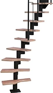 Dolle Graz Modular Staircases – Stairway Kit 12 Treads 95