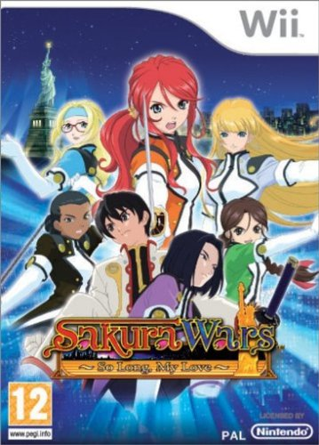 Sakura Wars: So Long My Love (Nintendo Wii) [Import UK]