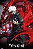 Tokyo Ghoul - Ken Kaneki - Manga Anime Poster Plakat Druck-