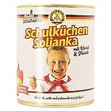 6x Original Schulküche Schulküchen Soljanka - DDR Traditionsprodukte & DDR Waren