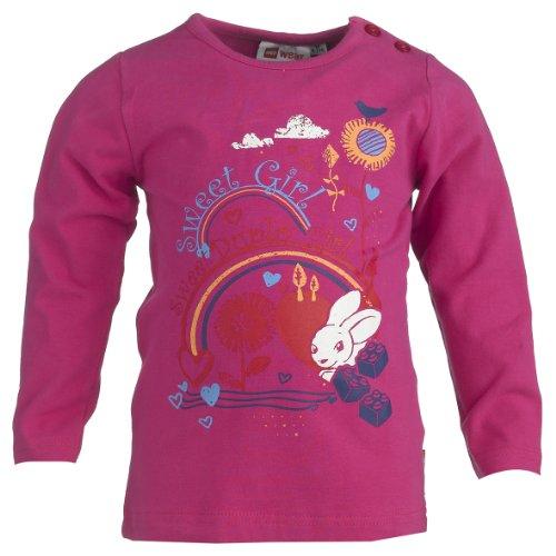 Lego Wear baby - meisje sweatshirt 14007 TEA 704 - T-shirt L/S