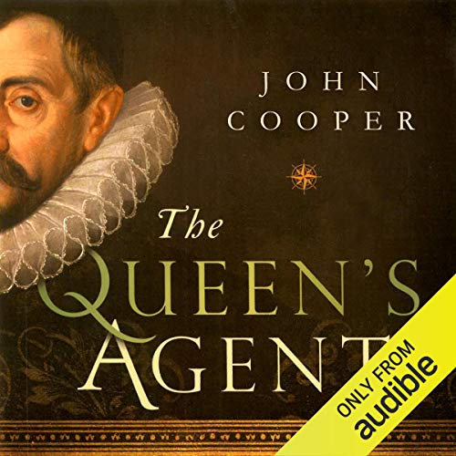 The Queen's Agent audiobook cover art