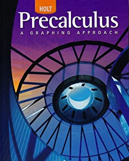 Holt Precalculus: Student Edition 2006