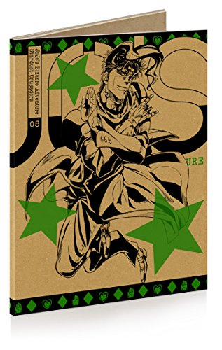 ジョジョの奇妙な冒険スターダストクルセイダース Vol.5 (紙製スリムジャケット仕様)(初回生産限定版) [DVD]