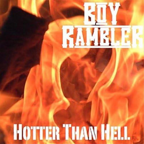 Boy Rambler