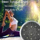 Immagine 1 hang drum steel tongue 11