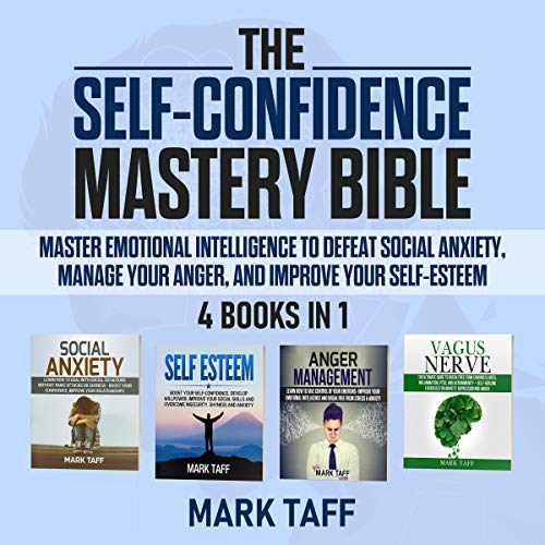 『The Self-Confidence Mastery Bible』のカバーアート