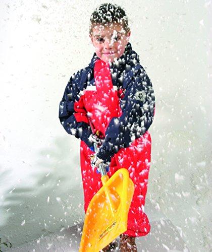 Polesie Wader Schneeschaufel mit Alustiel 70 cm