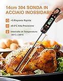 Zoom IMG-1 habor termometro cucina 5s lettura