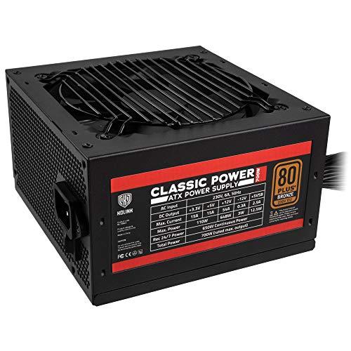 Kolink Classic Power Alimentatore PC 80 Plus Bronze - 700 Watt
