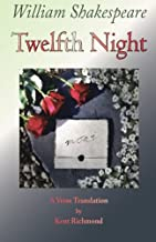 Twelfth Night: A Verse Translation (Enjoy Shakespeare)