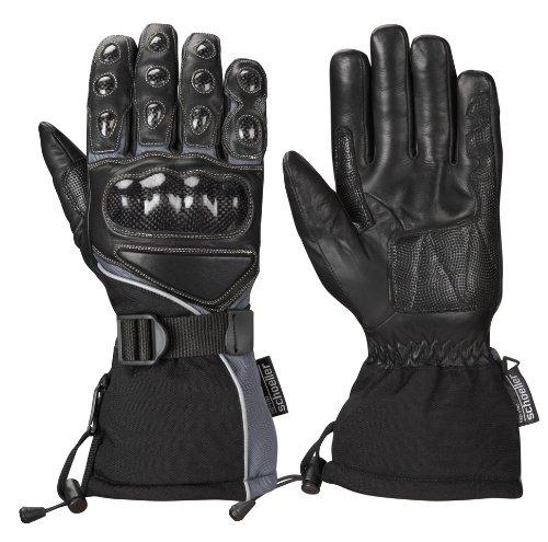 Speedwear - Gants - Homme - Noir - Black and Grey - Large