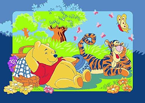 Disney Winnie The Pooh Tappeto Scendiletto 133cm x 95cm