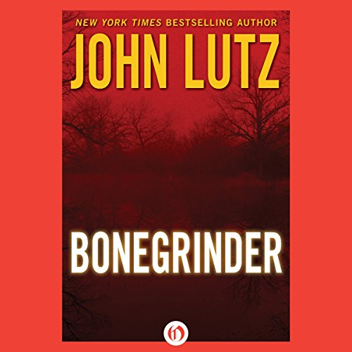 Bonegrinder audiobook cover art