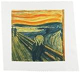 3dRose QS 160716der Schrei Gemälde von Edvard Munch