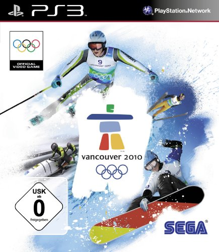 SEGA Vancouver 2010 - The Official Video Game of the Olympic Winter Games