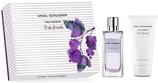 Schlesser Schlesser AngelEau Fraiche Te De Grosella Edt Set 100+SG 150 Ml 250 ml