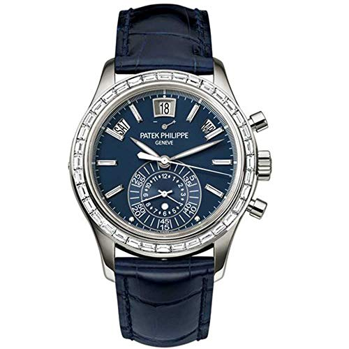 Patek Philippe Complications Automatic Chronograph Platinum Mens Watch 5961P-001
