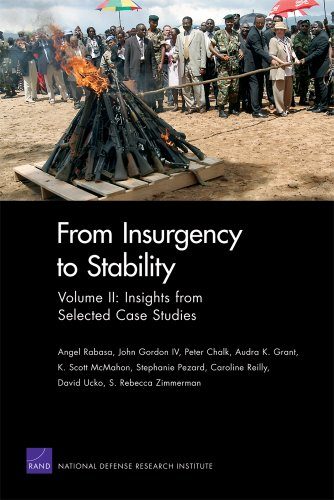 Download From Insurgency to Stability: Insights from Selected Case Studies 0833053140