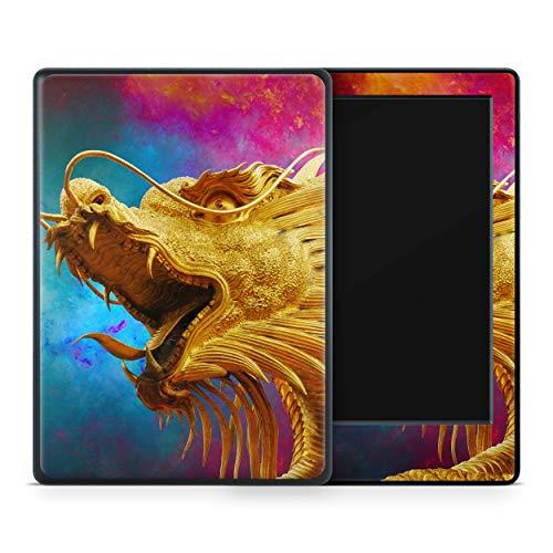 Skins4u Amazon Kindle Paperwhite Skin Aufkleber Design Schutzfolie China Dragon