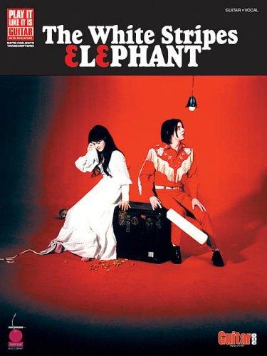 [(The White Stripes - Elephant )] [Author: Cherry Lane Music] [Apr-2004]