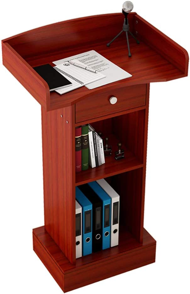 PODIUM Sale Special Price Speakers Desk Modern L Floor-Standing Presentation Wooden 2021new shipping free shipping