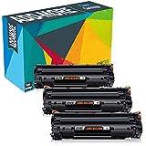 Canon(キャノン) CRG-303/CRG-304 互換トナーカートリッジ ブラック 3本セット (増量版)【1年保証付き】 CRG303/304 対応機種:LBP3000/LBP3000B/D450/MF4010/MF4100/MF4120/MF4130/MF4150/MF4270/MF4330d/MF4350/MF4370dn/MF4380dn/MF4680