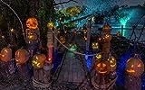 Puzzles Para Adultos Puzzle 500 Piezas De Madera Rompecabezas Puente De Linterna De Calabaza De Halloween Rompecabezas De Piso Juego De Rompecabezas Y Juego Familiar