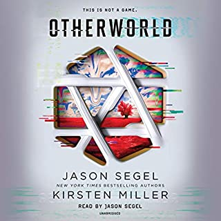 Otherworld audiobook cover art