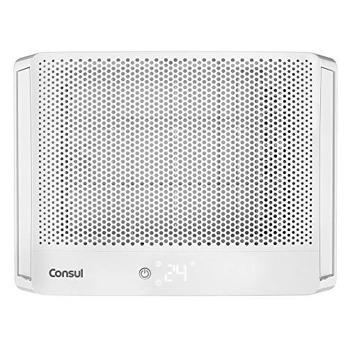 Ar condicionado janela 7500 BTUs Consul frio eletrônico com design moderno - CCN07EB 110V