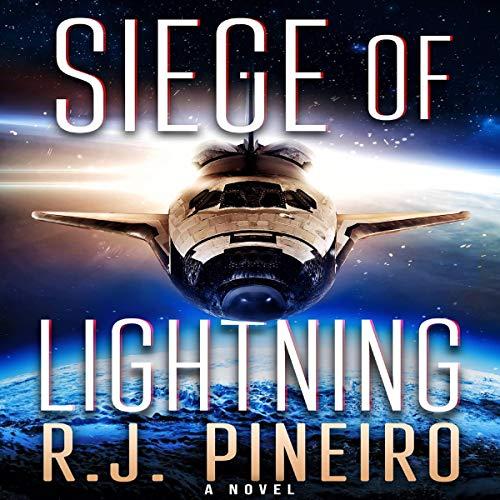 Siege of Lightning audiobook cover art